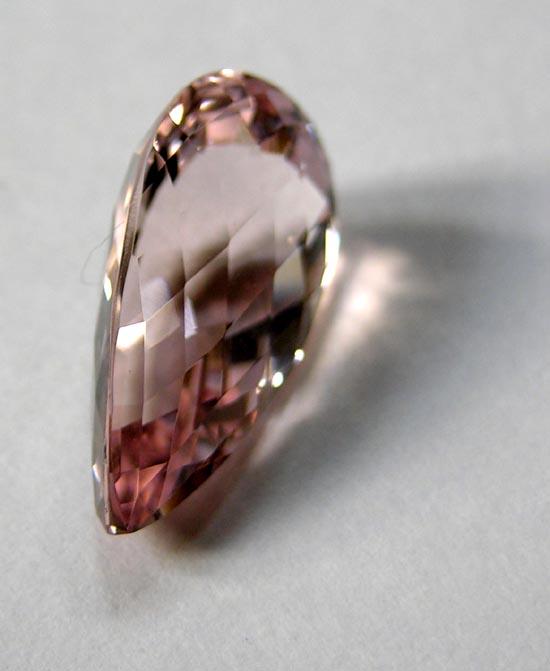 Morganite de 8,10 carats