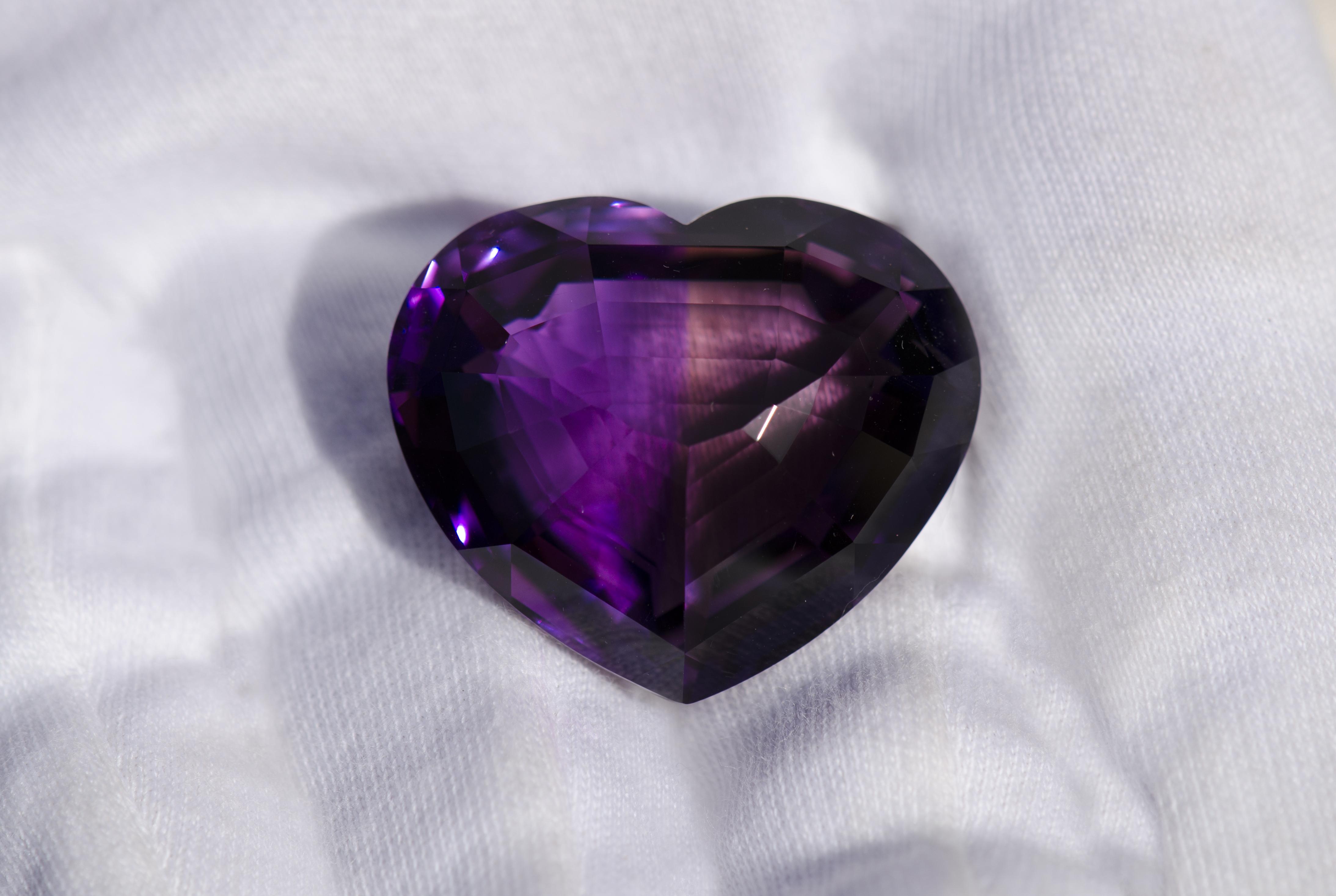 Amétrine - 77,38 carats