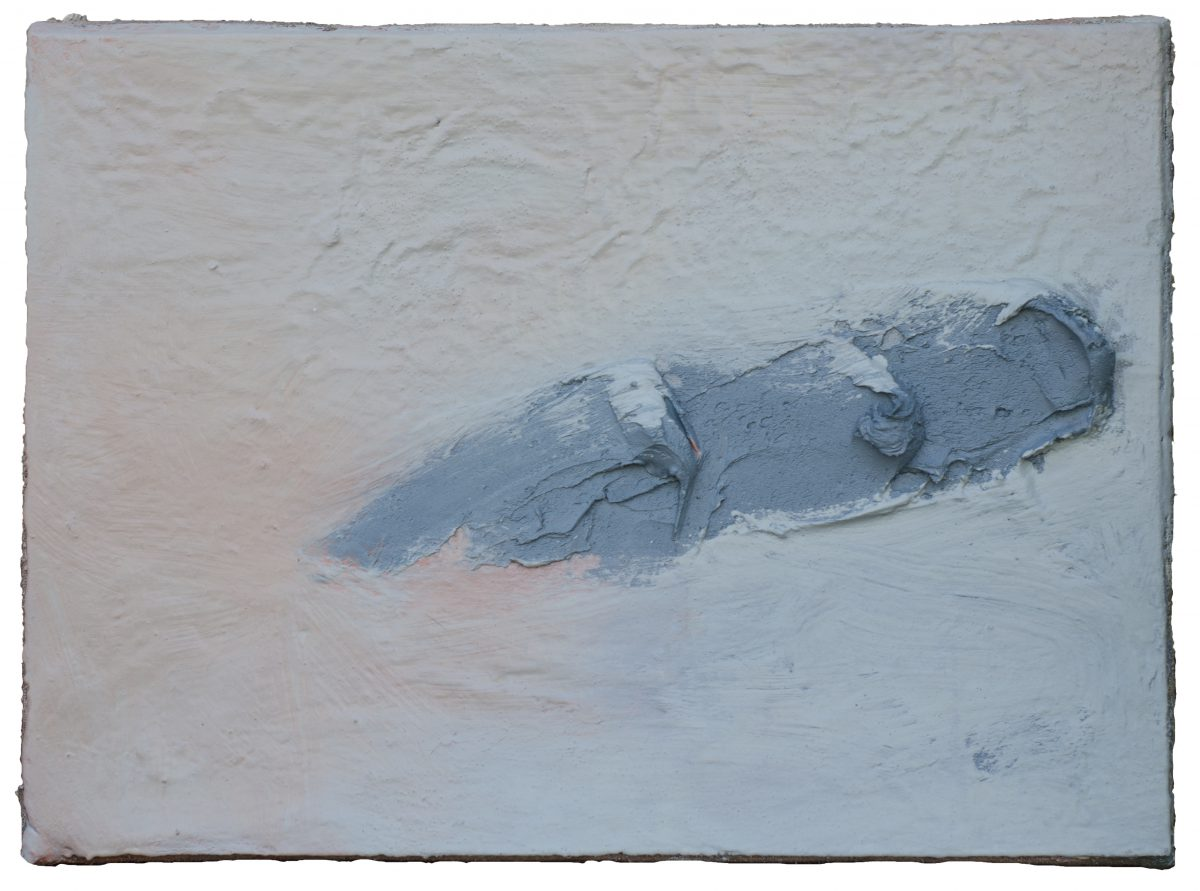 Angel Alonso - Aube - Huile sur toile