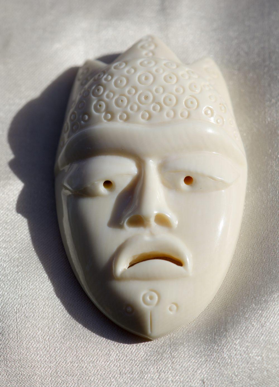 Masque Lega - Ivoire