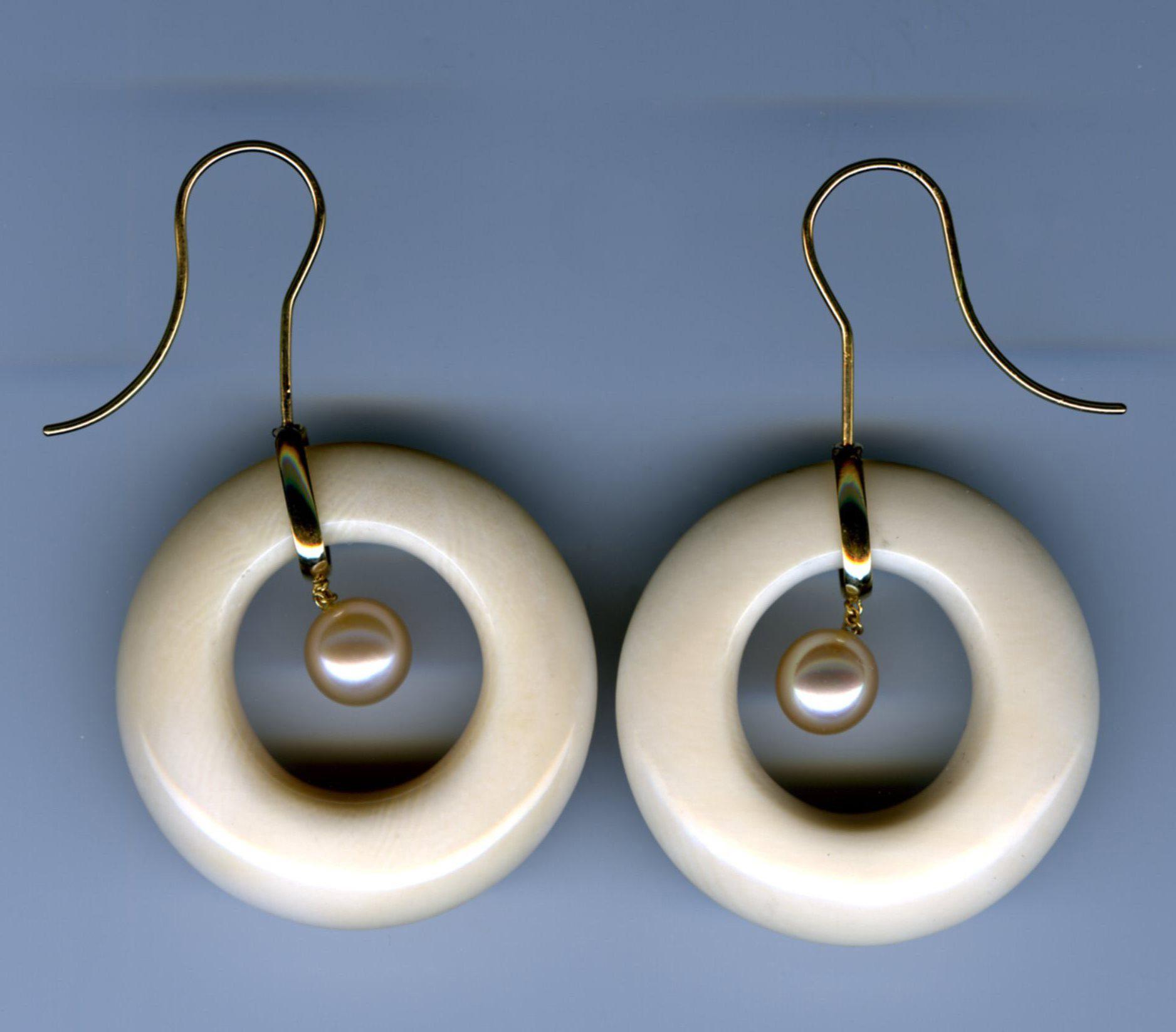 Perle et ivoire