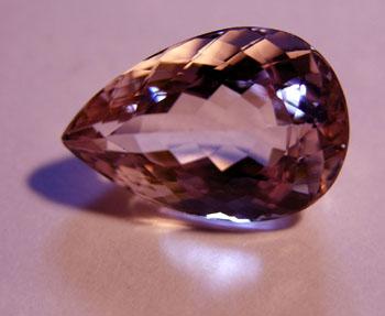 Morganite de 8,37 carats