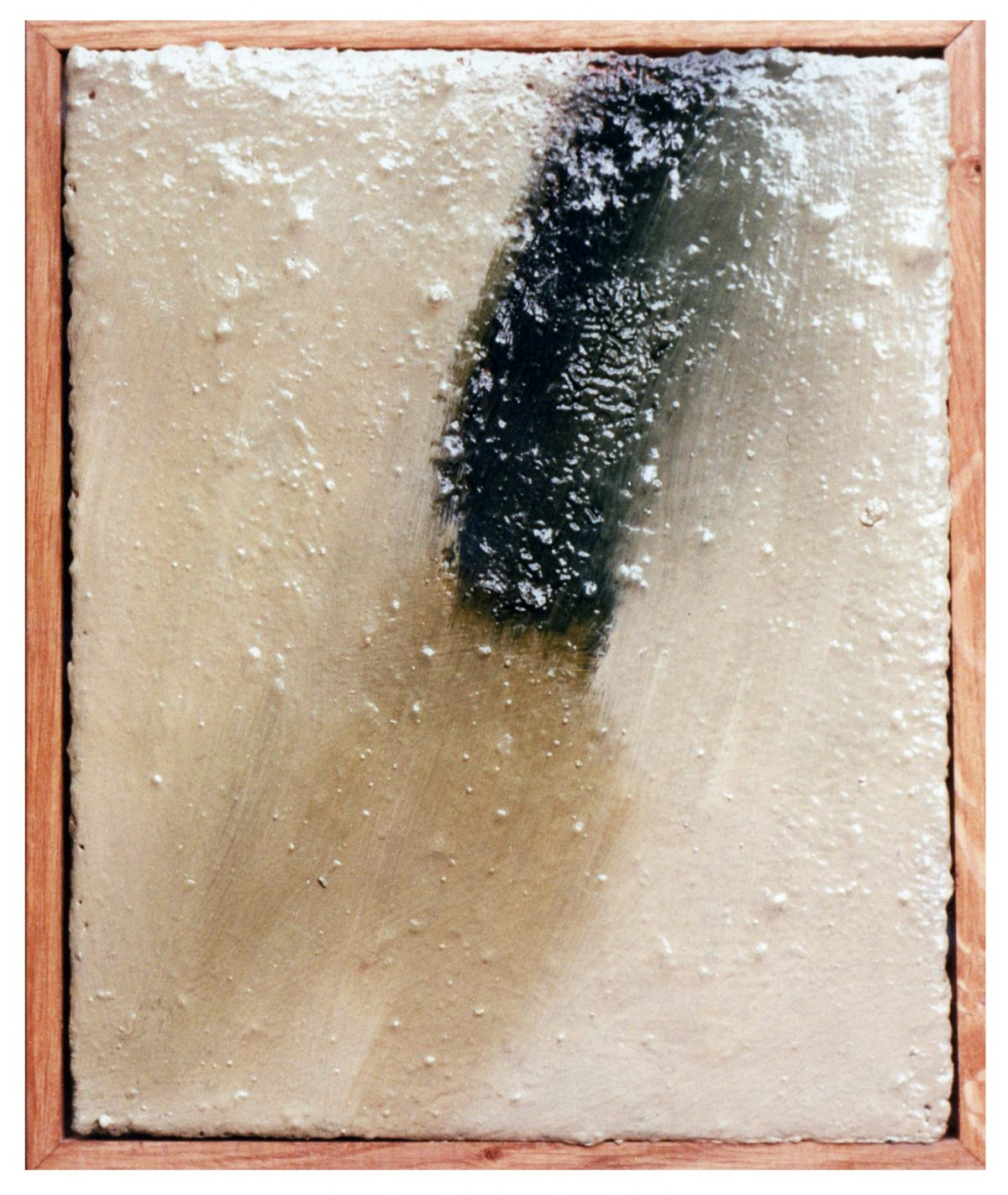 Angel Alonso - Composition - Huile sur toile - 1964