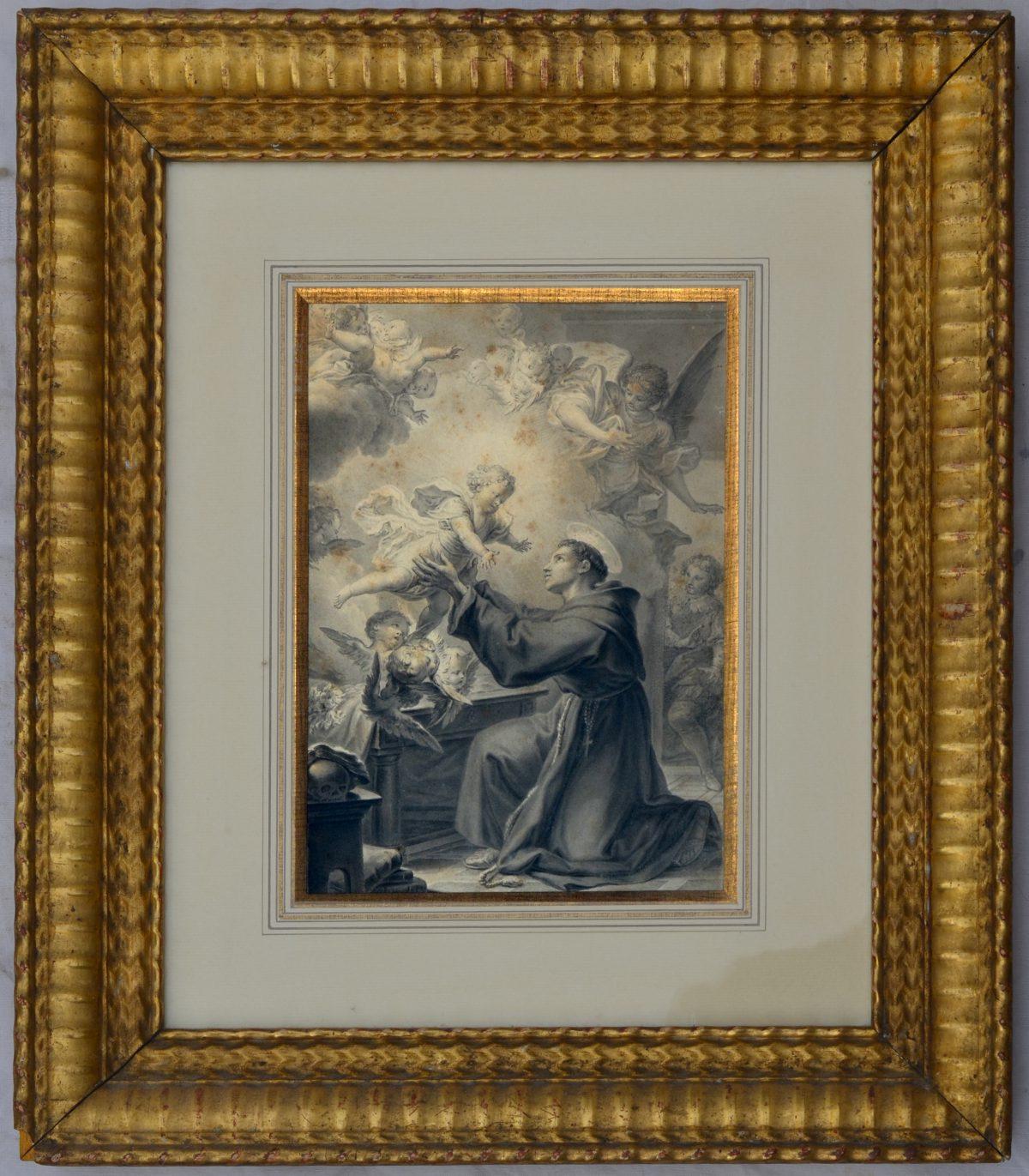 Ubaldo Gandolfi (1728 San Giovanni in Persiceto - 1781 Ravenne)