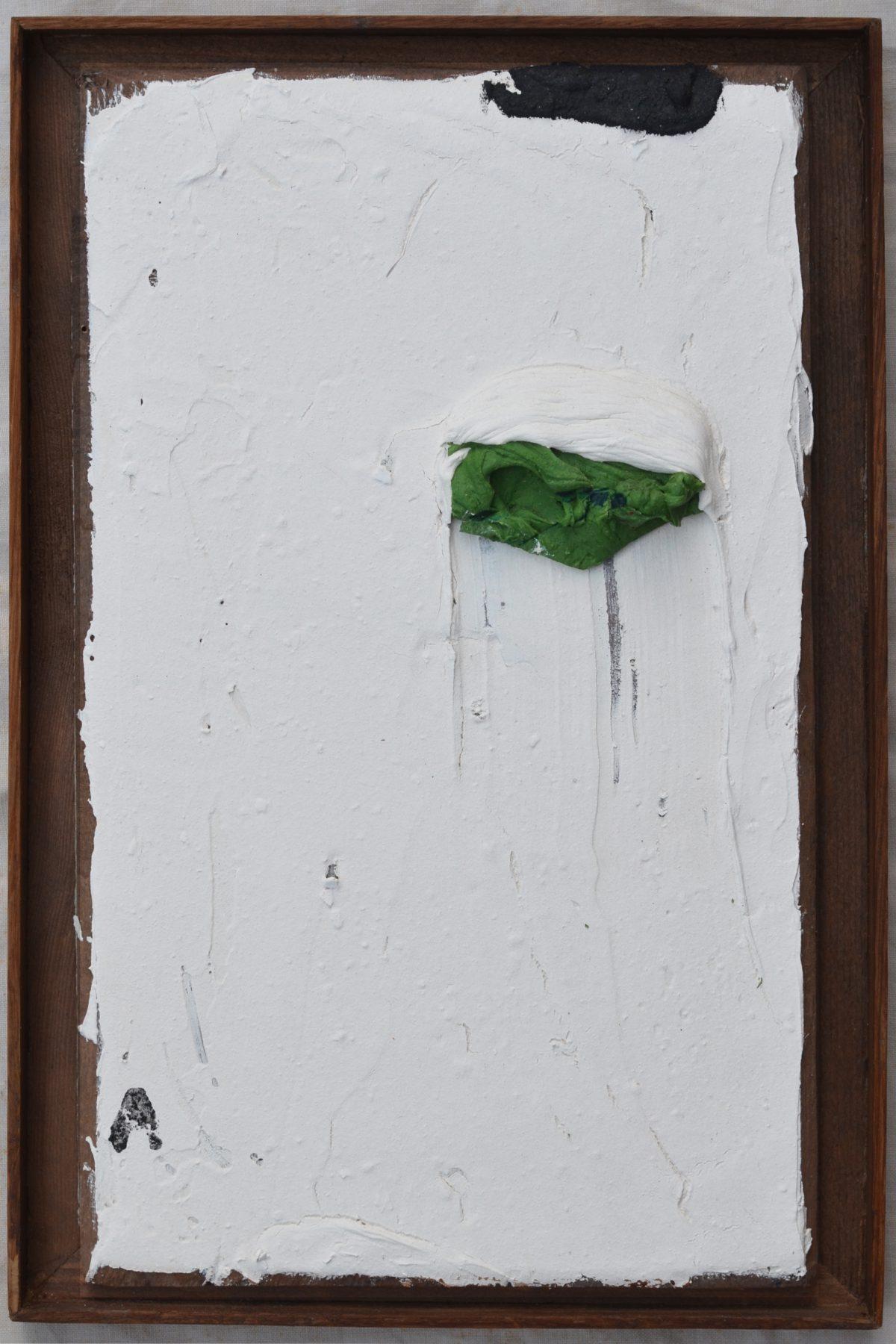 Angel Alonso - Vert le Noir - 33,5 x 20 cm