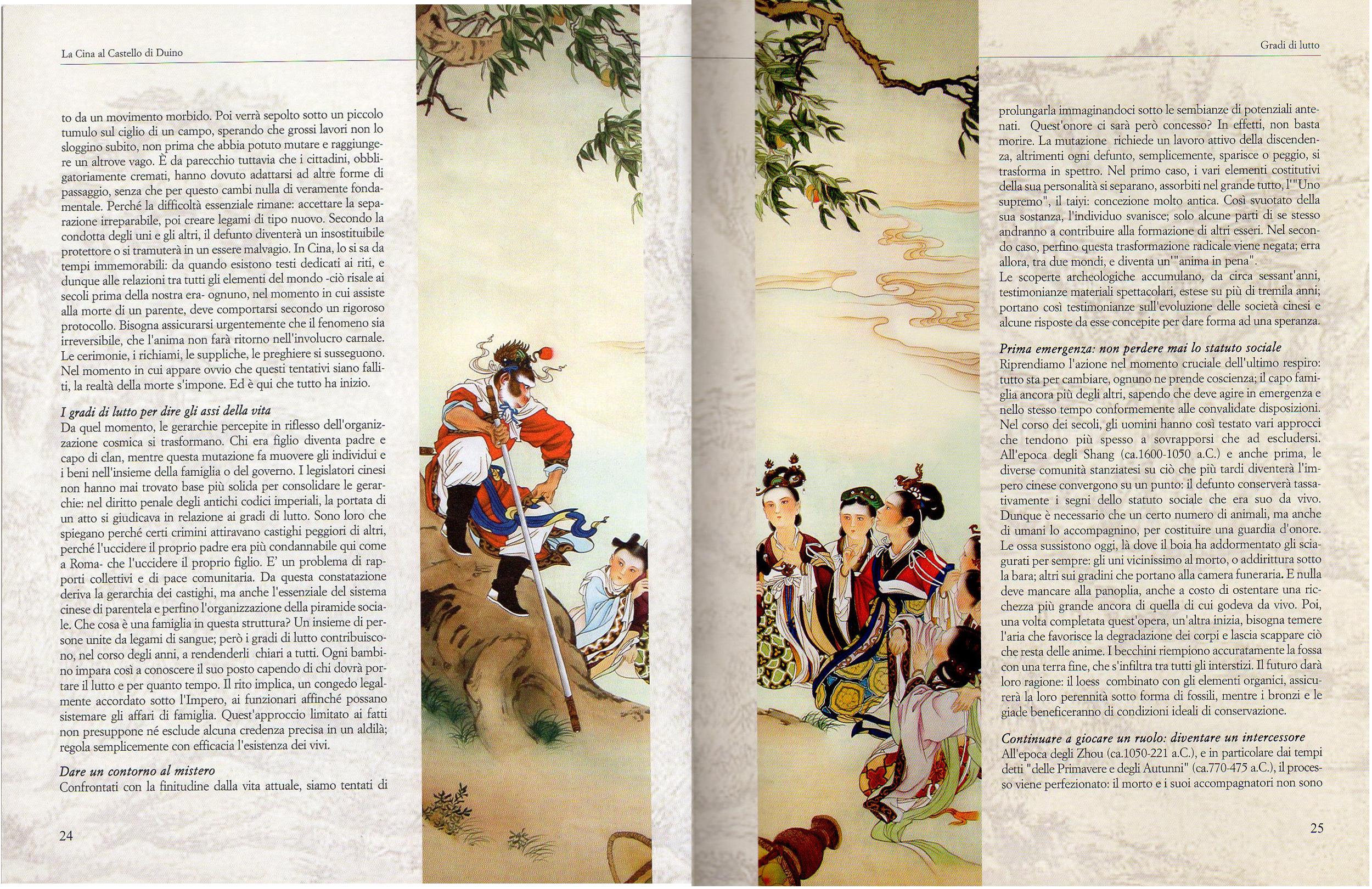 La Cina al Castello di Duino